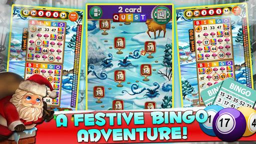Santa Bingo - Xmas Magic 1.0.2 screenshots 1