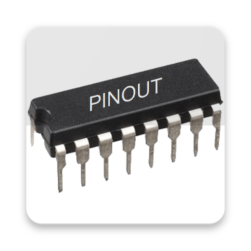 Electronic Component Pinouts Full Icon