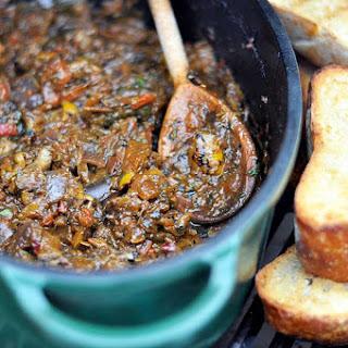 Smoky Ratatouille Salsa Recipe
