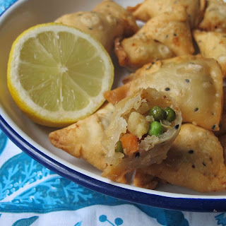 The Perfect Samosas