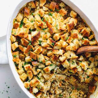 Chicken Wild Rice Casserole.