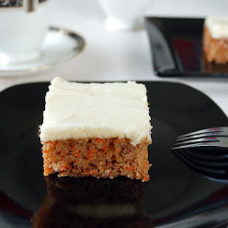 Carrot Cake with Blissful Cream Cheese Frosting