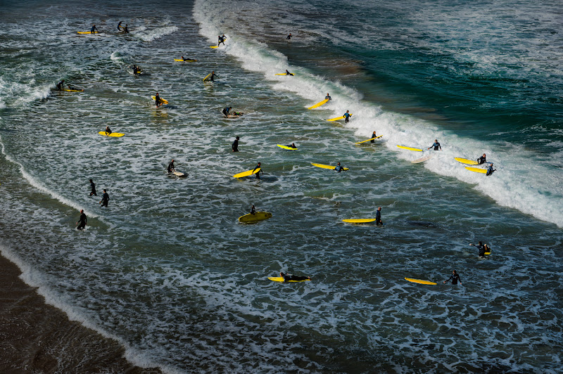 Surfcamp. Half board included di bi