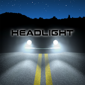 Headlight - LED SOS Flashlight