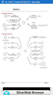 ORGANIC CHEMISTRY FORMULA BOOK- screenshot thumbnail