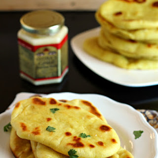 Easy Indian Naan Bread