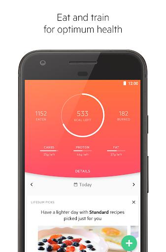 Lifesum: Healthy lifestyle app v5.3.1 [Premium]