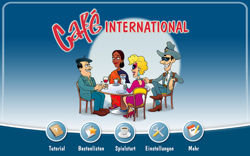 Café International screenshot 10