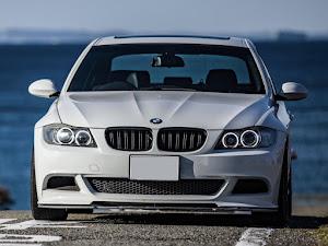 3シリーズ セダン  E90 325i Mスポーツのカスタム事例画像 BMWヒロD28さんの2020年02月27日21:01の投稿