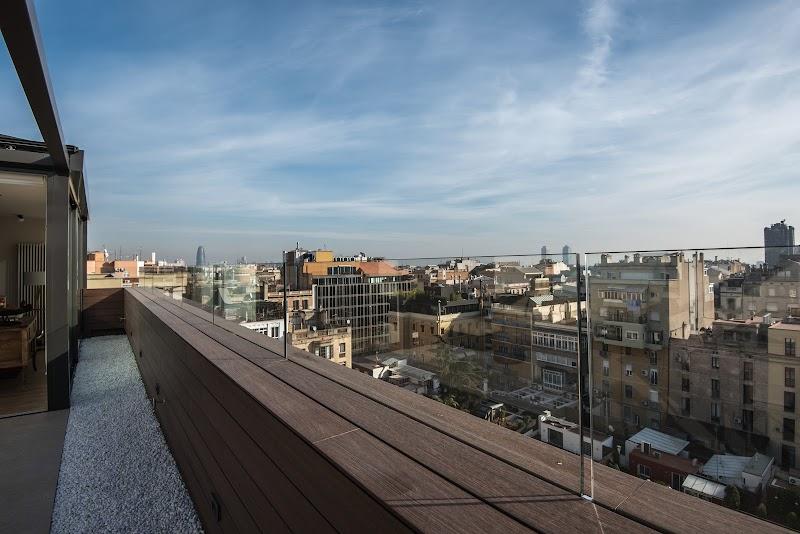 Reforma integral de un ático de Barcelona - Clysa estudio