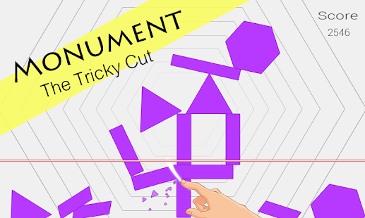 Monument The Tricky Cut- screenshot thumbnail
