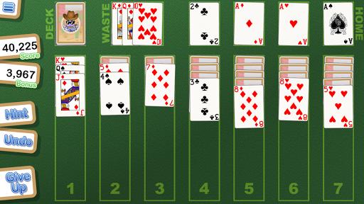 Crystal Klondike Solitaire  screenshots EasyGameCheats.pro 2