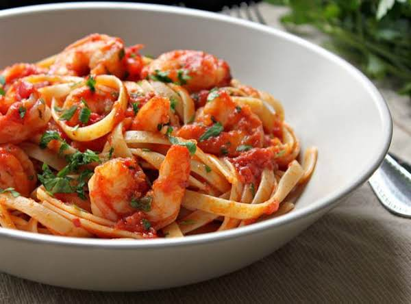 Shrimp Fra Diavolo Recipe
