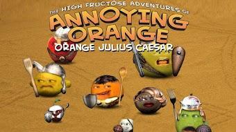 Orange Julius Caesar