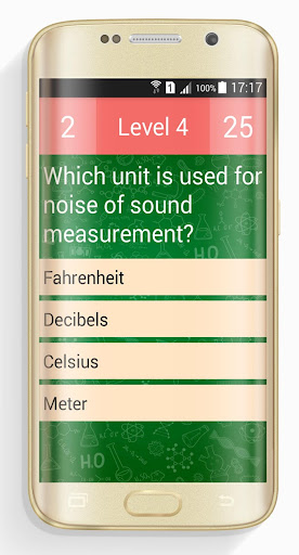 Best Free Science Quiz 4.3 screenshots 4