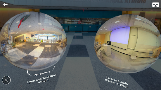 CUNY John Jay - Experience Campus in VR - náhled