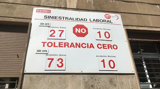 """""""Pedimos al nuevo gobierno que acabe con la reforma laboral del PP"""""""