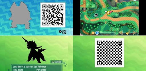 RotomDex - Alola QR Codes - Apps on Google Play
