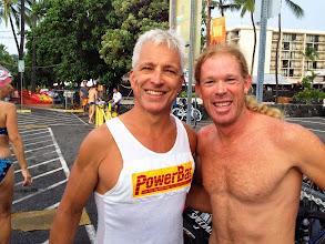 Photo: Long time pro Ken Glah will be racing his 30th Hawaii Ironman!