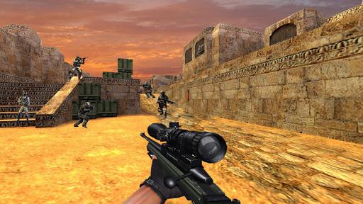 Code Triche FPS Modern Commando Critical Strike 2019 apk mod screenshots 2