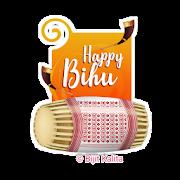 Happy Bihu Stickers for WhatsApp - WAStickerApps