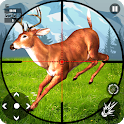 Sniper Deer Hunt:New Free Shooting Action Games icon