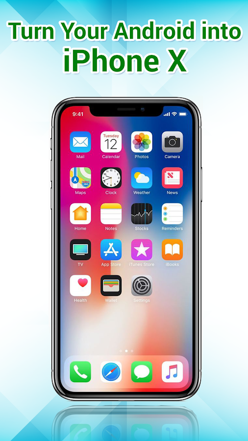 Phone X Launcher, OS 12 iLauncher & Control Center - Apps on