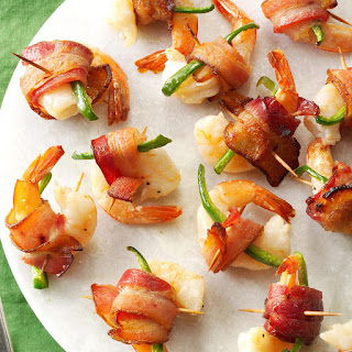 Bacon-Wrapped Shrimp Recipe