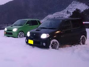 Kei HN22S N1ターボ 5MT 4WDのカスタム事例画像 鈴菌(再登録)さんの2021年01月09日19:42の投稿