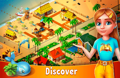 Hidden Resort Mod Apk 0.9.19 (Unlimited Stars, Coins, Lives) 3