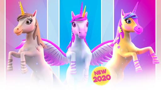 Magical Pony Run - Unicorn Runner 1.5 screenshots 8