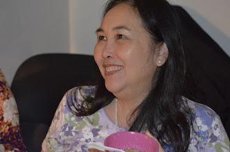 Photo: Chị dâu CT Hằng, phu nhân niên trương từ LosAngeles, CA