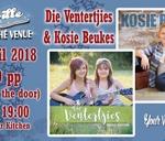 Kosie Beukes & Die Ventertjies : Nashville Witbank