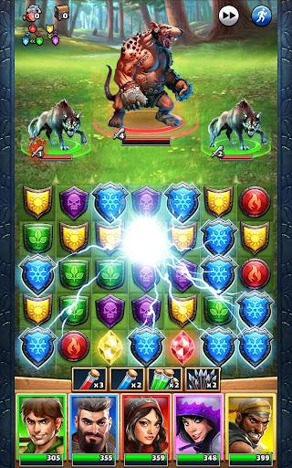 Empires & Puzzles: Epic Match 3 28.1.0 screenshots 13