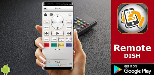 DISH TV Remote Control - Apps on Google Play