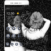 Embrace Night Sky Star Theme Android APK Download Free By Fantastic Design