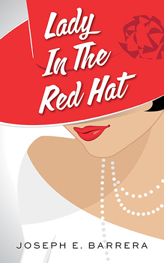 Lady In The Red Hat cover