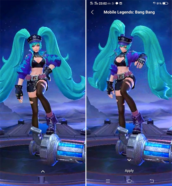 Upoint Id Cara Membuat Live Wallpaper Hero Mobile Legends