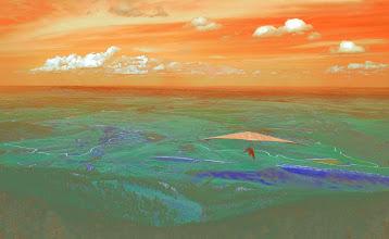 Photo: Hang Glider  in the Big Horn MountainsPhoto by Steven G. Smith     steve@stevengsmith.com  www.stevengsmith.com