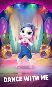 My Talking Angela MOD APK 1