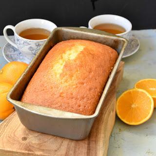 Orange Loaf.