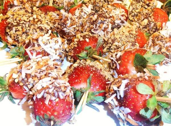 I Heart U Strawberry Recipe