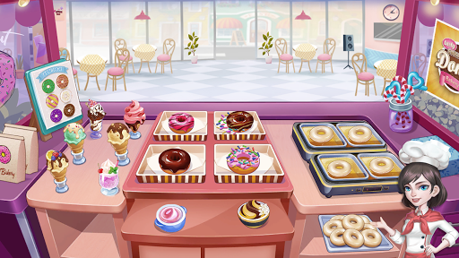 Restaurant Madness - A chef cooking city game android2mod screenshots 1