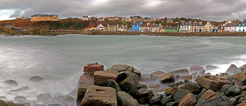Self-Catering Accommodation In Portpatrick | The Lighthouse Studio Apartment | Scotland