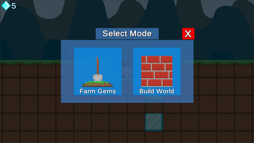 Gem Block Craft 0.9 screenshots 2