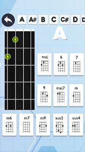 Download Ukulele Tuner & Free Basic Chords for beginner For PC Windows and Mac apk screenshot 3