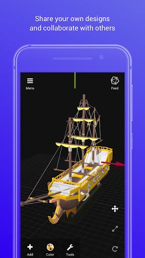 3DC.io — 3D Modeling 1.26.1 screenshots 2