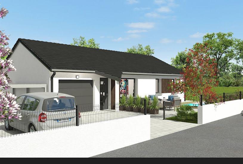 Vente Terrain + Maison - Terrain : 1623m² - Maison : 83m² à Dommartin-aux-Bois (88390)