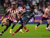 Brighton & Hove Albion tegen Arsenal eindigt in een gelijkspel