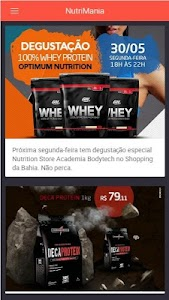 NutriMania screenshot 2